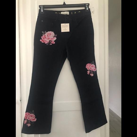 Kate Spade, Boome street, denim jeans NWT, cute